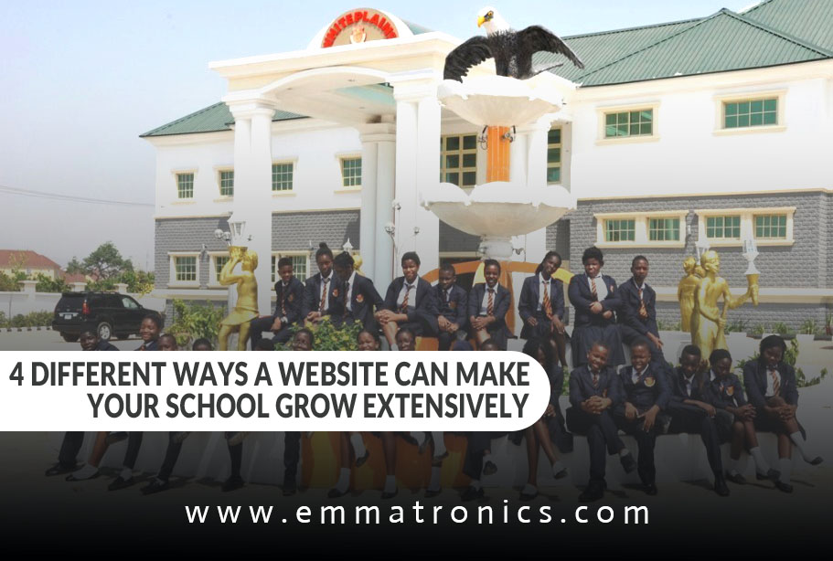 Emmatronic Technologies SCHOOL GROWTH